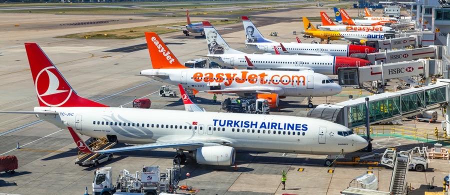 Flygbolag på LGW